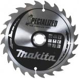 диск пильный Makita B-29206, по дереву