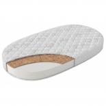 матрас для детской кроватки Bruca Stadium, 125х75см