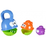 игрушка Жирафики Голодные рыбки (939557) для купания