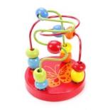 игрушка Mapacha Лабиринт маленький, красный