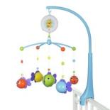 музыкальная игрушка Музыкальный мобиль Жирафики Рыбки (939489)