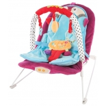 шезлонг детский Кресло-качалка Жирафики Пингвиненок (939434)