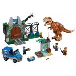 конструктор LEGO Juniors 10758 Побег Ти-Рекса (для мальчика)