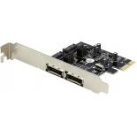 контроллер (плата расширения для ПК) Orient A1061S (PCI-E SATA3)