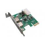 контроллер (плата расширения для ПК) Orient NC-3U2PELP