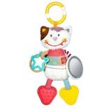 игрушка для малыша Подвеска Жирафики Кошечка Мими (939330)