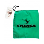 скакалка гимнастическая Чехол Chersa, для скакалки, зеленый