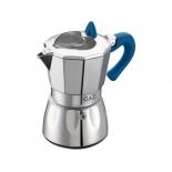 кофеварка GAT 104902N Valentina, синяя