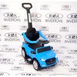 каталка RiverToys Ford Ranger DK-P01-P, синяя