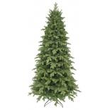 новогодняя елка Triumph Tree Шервуд Премиум Стройная 185 см, зеленая
