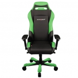 Игровое компьютерное кресло DXRacer Iron OH/IS11/NE, чёрно-зелёное, купить за 38 990руб.