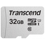 карта памяти Transcend TS32GUSD300S-A 32Gb class10