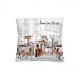 подушка декоративная Волшебная ночь (40x40см) С любовью из Парижа