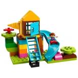 конструктор LEGO Duplo 10864 Большая игровая площадка (71 деталь)