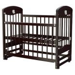детская кроватка Briciola 2, темная