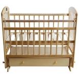 детская кроватка Briciola 8, светлая