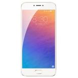 смартфон Meizu Pro 6 64Gb, золотисто-белый