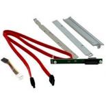кабель (шнур) miniSATA SUPERMICRO,MCP-220-81502-0N, Slim SATA DVD kit (крепление)