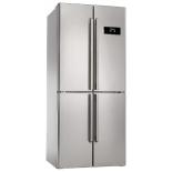 холодильник Hansa FY408.3DFX серебристый