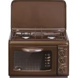 плита Гефест ПГ 100 K19 коричневый