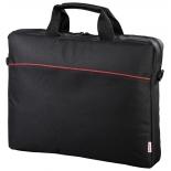 сумка для ноутбука HAMA Tortuga Notebook Bag 17.3, чёрная