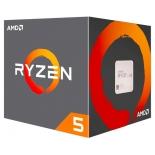 процессор AMD Ryzen 5 2600X (Socket AM4 3600MHz 95W) BOX