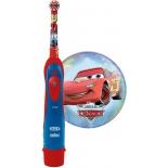 зубная щетка Oral-B Stages Power Cars, красная/синяя
