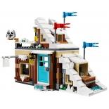 конструктор LEGO Creator 31080 Зимние каникулы (модульная сборка)