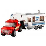 конструктор LEGO City 60182 Дом на колесах