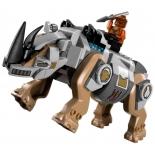 конструктор LEGO Marvel Super Heroes 76099 Поединок с Носорогом (для мальчика)