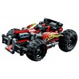 конструктор LEGO Technic 42073 Красный гоночный автомобиль (для мальчика)