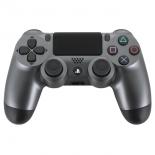 контроллер игровой специальный Sony Dualshock 4 V2 (CUH-ZCT2E), сталь/черный