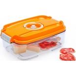 контейнер для продуктов Status VAC-REC-30 для вакуумного упаковщика, оранжевый