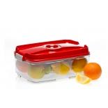 контейнер для продуктов Status VAC-REC-30 для вакуумного упаковщика, красный