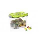 контейнер для продуктов Status VAC-REC-08, зеленый