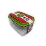 контейнер для продуктов Status VAC-REC-30 для вакуумного упаковщика, зеленый