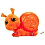 игрушка мягкая Мульти-Пульти Улитка 15 см проектор-ночник