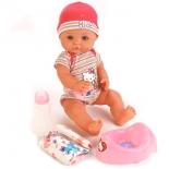 кукла Пупс Карапуз, 40 см, Y210315-Hello Kitty
