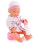 кукла Карапуз, 38 см, BAE5999 (12) с ванной