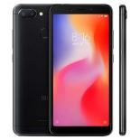 смартфон Xiaomi Redmi 6 4GB/64Gb, черный
