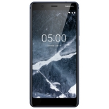 смартфон Nokia 5.1 2Gb/16Gb DS, синий