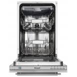 Посудомоечная машина Weissgauff BDW 4134 D, белая