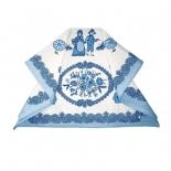 полотенце кухонное Bonita 44*59см, 100% хлопок, Французская коллекция Жуи