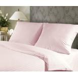 комплект постельного белья Verossa 2.0-спальный, страйп-сатин, 50х70*2, Royal Peach