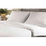 комплект постельного белья Verossa страйп-сатин, 2-спальный, нав. 70х70*2, Роял