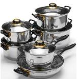 набор посуды для готовки Mayer&Boch МВ25748 (из 12-ти пр.)