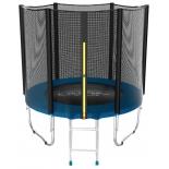 батут спортивный EVO Jump 6FT External, синий