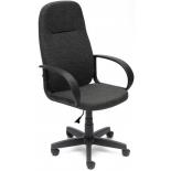 кресло офисное TetChair Лидер, серое