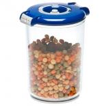 контейнер для хранения STATUS VAC-RD-15 для вакуумного упаковщика, синий