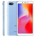 смартфон Xiaomi Redmi 6A 2/32Gb, голубой